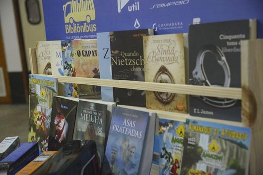 projeto Bibliônibus-Agência Brasil