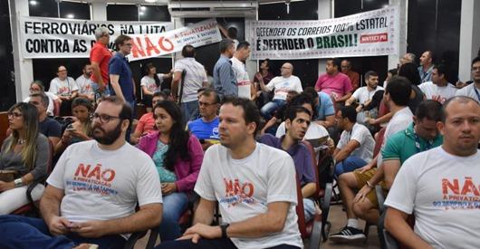 sindicalistas_fortalecimento das estatais