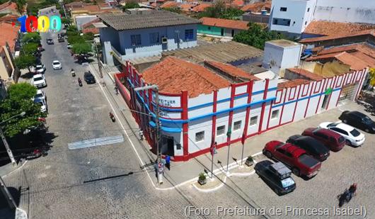1000 Dias do Governo Ricardo Pereira - Imagem da Prefeitura de princesa Isabel