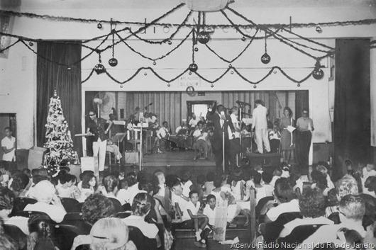 Auditório-Acervo Rádio Nacional do Rio de Janeiro