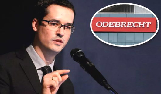 Deltan falou em engajar Estados Unidos contra a Odebrecht