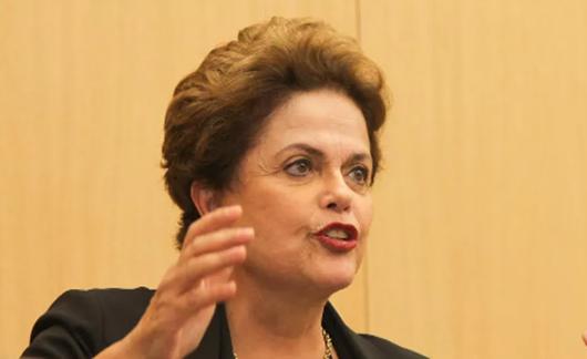 Dilma Rousseff-Foto de Fernando Donasci