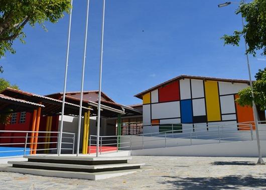 Escola Cidadã Integral Professor Crispim Coelho-Cajazeiras