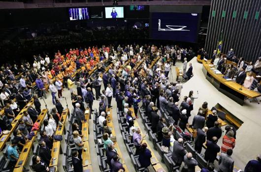 Foto de Michel Jesus-Câmara dos Deputados
