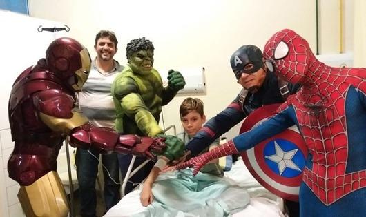 Hospital de Trauma de Campina Grande-campanha-arrecadação de brinquedos