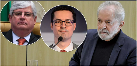 Janot revela esforço de Dallagnol para enganar STF e perseguir Lula