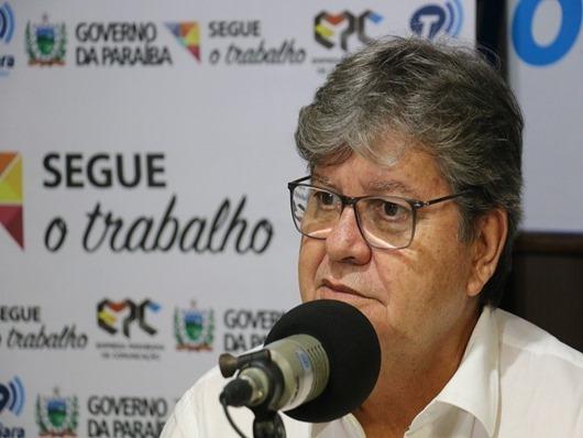 João Azevêdo_anúncio_investimentos