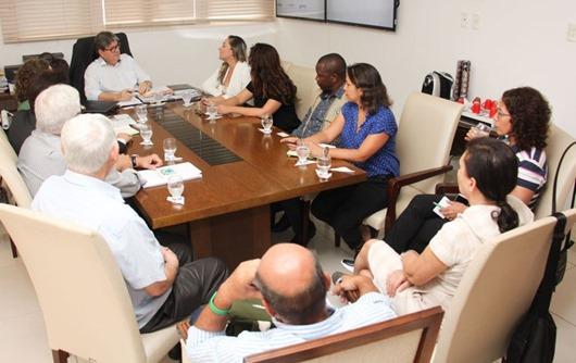 João Azevêdo_missão técnica da Colômbia, Mali e Moçambique
