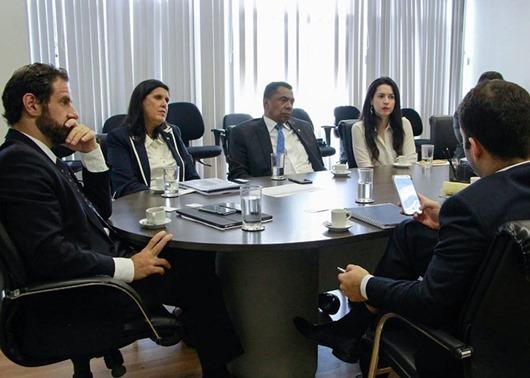 Lígia_reunião_Ministério da Economia
