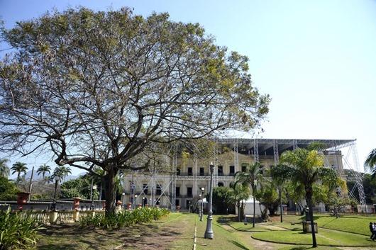 Museu Nacional-Agência Brasil