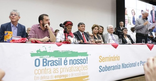 Ricardo Coutinho_seminário nacional em defesa da soberania brasileira