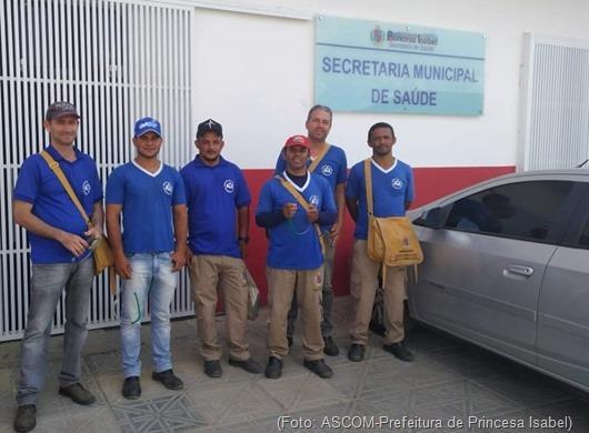 Vigilância Ambiental-Prefeitura de Princesa Isabel