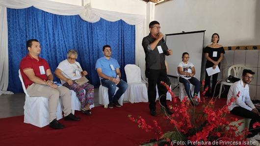 XI Conferência Municipal de Assistêncial Social-PMPI