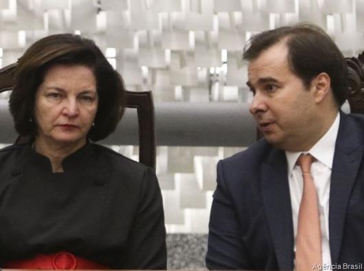 dodge e maia-Agência Brasil