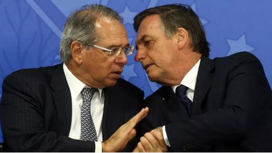 guedes_bolsonaro- Foto da Agência Brasil