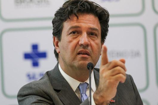 ministro Luis Henrique Mandetta-Agência Brasil