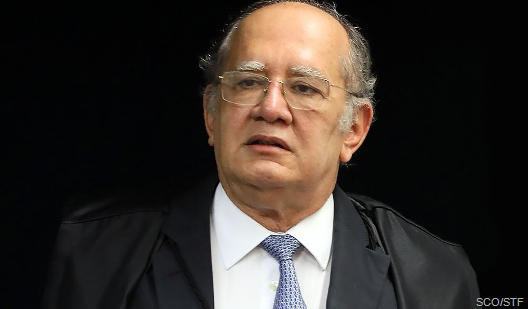 ministro gilmar mendes-SCO-STF