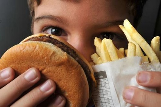 obesidade infantil-Agência Brasil