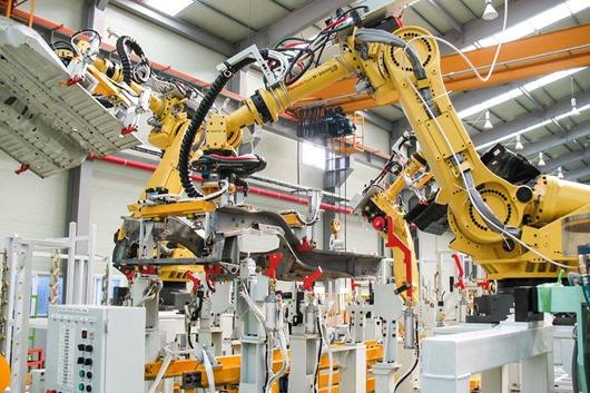robôs industriais_Governo do Espírito Santo-Divulgação