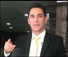 vereador Ronaldo Cunha Pereira em Brasília