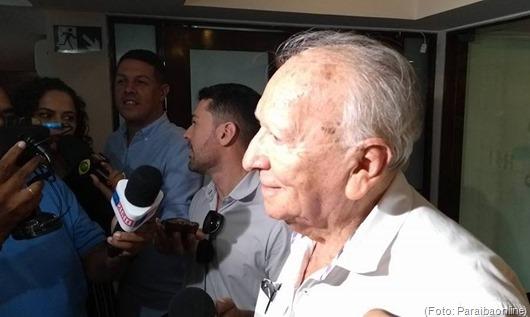 vice-prefeito enivaldo ribeiro-Foto do Paraibaonline