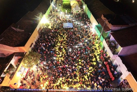 81ª edição da Tradicional Festa de Outubro-PMPI