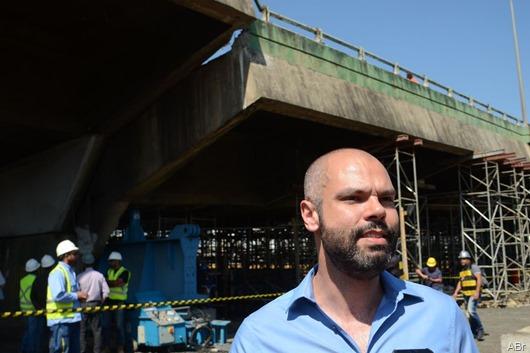 Bruno Covas-Agência Brasil