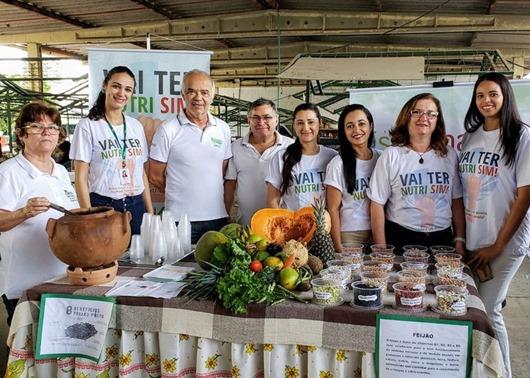 Empaer e Conselho de Nutriciniostas estimulam consumo de feijão
