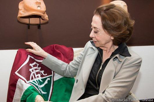 Fernanda Montenegro_Twiter-Fluminense