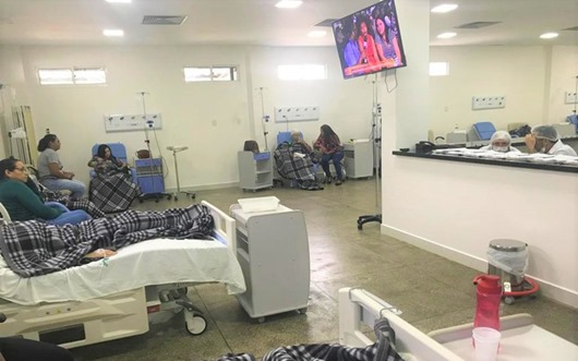 Hospital do Bem-1 ano de atividades