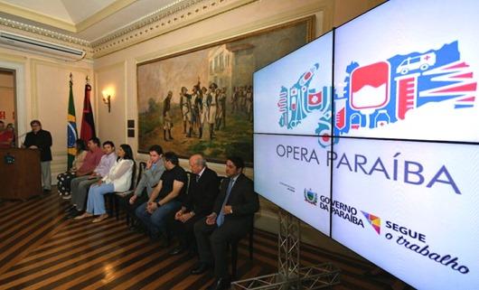João Azevêdo_lançamento_Programa Opera Paraíba