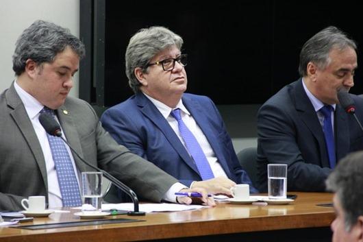 João Azevêdo_reunião_bancada federal paraibana