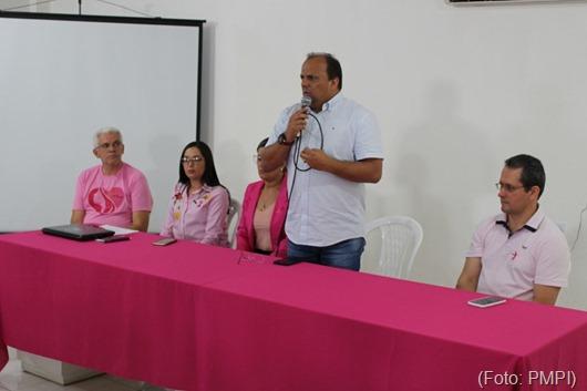 Outubro Rosa-Prefeitura de Princesa Isabel