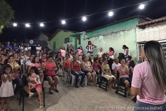 Outubro Rosa-UBSs-Prefeitura de Princesa Isabel
