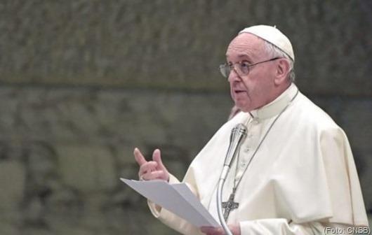 Papa Francisco-Foto da CNBB