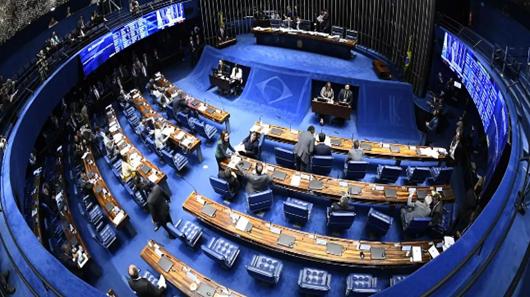 Plenário do Senado-Foto de Marcos Oliveira