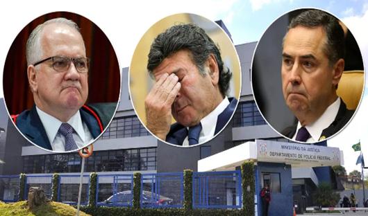 Vaza Jato revela que Barroso, Fachin e Fux blindaram a Lava Jato no STF