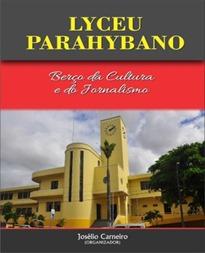 capa_livro_Lyceu Parahybano – berço da cultura e do jornalismo