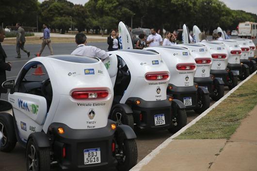 carros elétricos_Agência Brasil