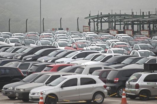 carros_Agência Brasil