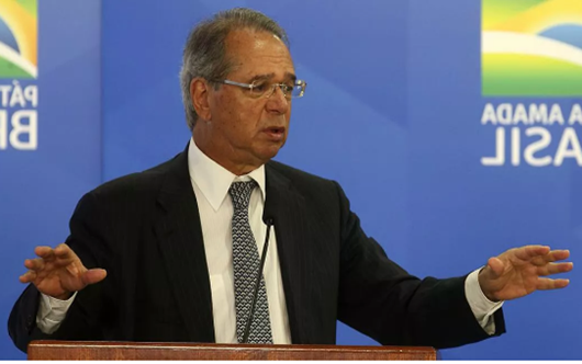 paulo guedes-Agência Brasil