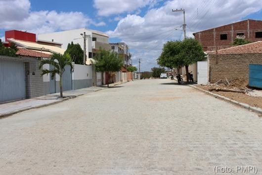 pavimentação urbana-Prefeitura de Princesa Isabel 2