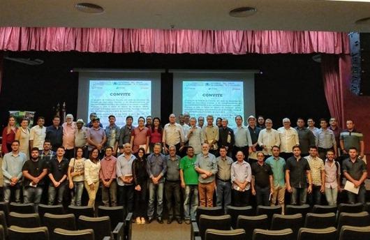 reunião_secretarios municipais de Agricultura