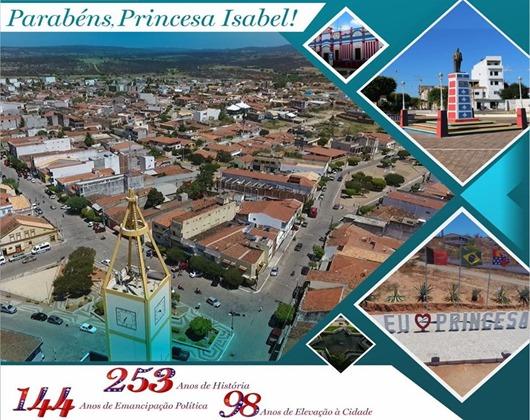 Aniversário de Princesa Isabel-Prefeitura de Princesa Isabel