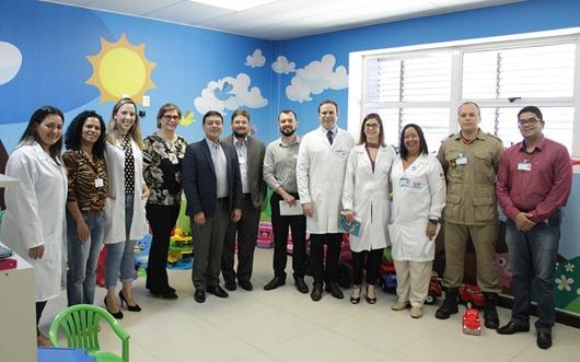 Equipe do Hospital Metropolitano vai receber treinamento no Hcor-SP