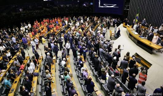 Foto-Câmara dos Deputados