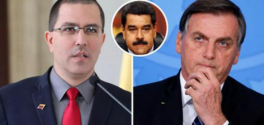 JORGE ARREAZA_invasão da Embaxiada da Venezuela em Brasília