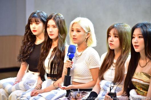 K-Pop - Embaixada da República da Coreia do Sul