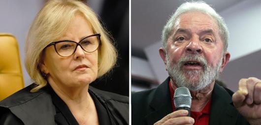 No cerco a Lula, Lava Jato escondeu informações de Rosa Weber