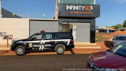 PC-Pirataria-Foto do Ministério da Justiça e Segurança Pública-Divulgação
